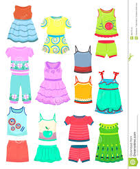 Summer Clipart Clothing 6