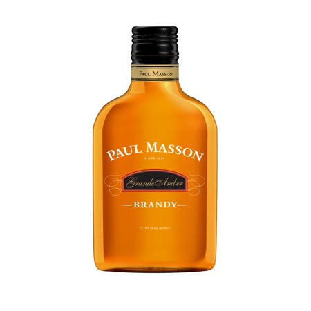 Paul Masson Grande Amber Brandy