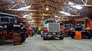 100 Mack Trucks Macungie Worlds Largest Truck Collection YouTube