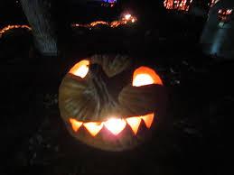 Great Pumpkin Blaze by Cook Scrap Craft The Great Jack O Lantern Blaze In Historic