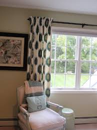 Curtains For Traverse Rods by Diy By Design How To Make Lined Pinch Pleat Drapes