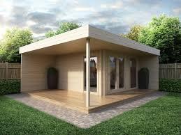 100 Modern Summer House Contemporary Garden Rooms And S 24