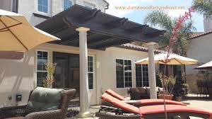 Louvered Patio Covers California by Patio Covers In Orange County
