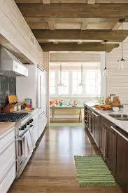 Above Kitchen Cabinet Decorative Accents by Kitchen Inspiration Southern Living
