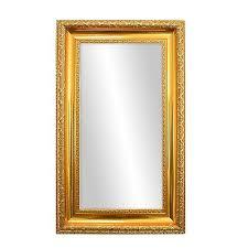 wandspiegel 66x41 cm facettenschliff spiegel