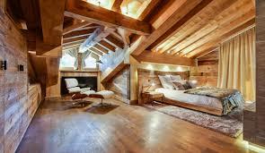 chalet chambre chalet