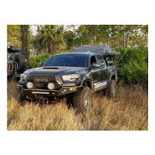 Dobinsons 4x4 Front Winch Bumper For 2016 & 2017 Toyota Tacoma 4x4 ... Tacoma Bumper Shop Toyota Honeybadger Front Warn 2016 Ascent Full Width Black Winch Hd Diy Move Genuine Chrome Hilux Pickup Mk4 Ln165 2015 Vengeance Fab Fours Vpr 4x4 Pd102 Rally Truck Serie 70 Seris 2007 2018 1571 Homemade And Rear Bumperstoyota Youtube Amera Guard End Caps Outdoorsman Bumpers