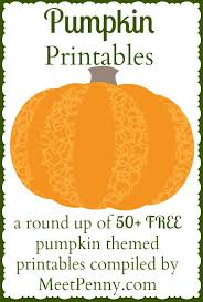 Pumpkin Patch Parable Printable by 50 Free Pumpkin Printables Round Up Meet Penny