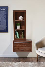 Leslie Dame Media Storage Cabinet Uk by Wall Hanging Media Cabinet Top Wall Mounted Bookcase Cabinet With