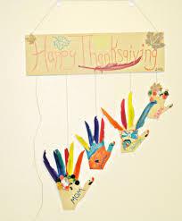 Thanksgiving Crafts Diy Hanging Turkey Hands