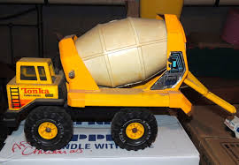 Vintage TONKA 3905 Turbo Diesel Cement Truck | Collectors Weekly