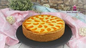 quark schmand kuchen mit mandarinen mandarinen schmand kuchen ein klassiker so lecker