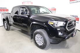 New 2018 Toyota Tacoma SR5 Double Cab Pickup In Escondido #1017411 ... 2016 Toyota Tacoma Doublecab 4x4 Midsize Pickup Truck Off Road Midsize Trucks Are Making A Comeback But Theyre Outdated 2018 New Reviews Youtube Sr5 Extended Cab In Boston 21117 Trd Pro Probably All The Offroad You Need Old Vs 1995 The Fast 2017 Sport Double Athens Preowned Santa Fe Access Sr Crew Victoria 2014 2wd I4 Automatic And Rating Motor Trend
