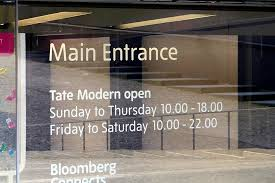 tate modern entrance fee entrance information picture of tate modern