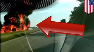 100 Truck Wrecks Caught On Tape Accident Caught On Camera Fuel Tanker Rearends Dump Truck