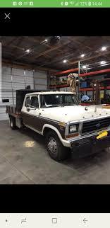 100 Pickup Truck Dump Bed Gonna Be My New Workhorse 77 F350 W An EFI 460 Flat Dump Bed