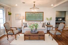 Living Room With Fireplace In The Middle by Photos Hgtv U0027s Fixer Upper With Chip And Joanna Gaines Hgtv