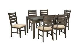 Rokane Dining Room Table And Chairs (Set Of 7)   Ashley ... Intercon Roanoke Black Hand Rubbed 36 To 54inch Adjustable Rokane Ding Room Table And Chairs Set Of 7 Ashley Fniture Va Reids Fine Furnishings Holiday Inn Valley View Hotel By Ihg Chairside Sherrill Company Made In America New Home From Highland Homes Chair Sale Kitchen American Drew North Carolina Bjs Whosale Club Living Ideas Duncan Astounding Hours Fargo Costco