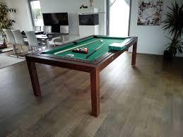 billardtisch im wohnzimmer