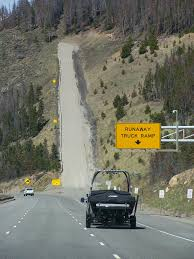 Controlled Stop Exit - AnandTech Forums: Technology, Hardware ... Runaway Truck Ramp About Trucking Jobs Blog Road Sign Runaway Truck Ramp Forest Stock Photo Edit Now 661650523 Roaming Rita Ramps Video Watch A Semi Slide Into Grapevine Kernam Truck Escape Ramps Semi Hauling Beer Rolls Off Cbs Denver Photos Images New Teton Pass Arrestor Works Saves Vehicle The Speed Killers Aoevolution Tales Of The Moose And Caboose Closed