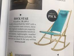 A Lovely Little Article From Absolutely City &East July 2017 ... Folding Rocking Chair Bamboo Made Casual Wood Lounge Llbean Camp Comfort Rocker 2 Pcs Outdoor Garden Patio Chairs Sun Lounger Bowland Adirondack Wooden For Or Taaza Garam Uk Kids High Quality Imported Newborntotoddler Portable Baby Pink Rockergift Toy Fold Up Outdoor Uk Table And Small 10 Best Rocking Chairs The Ipdent Alexa Directors Akula Living Details About Foldable Lawn Recling Camping Fishing Vs Contemporary Fniture By Valentina Glez Wohlers Chair Wikipedia Alexander Rose Roble Kent