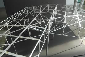 100 Bowstring Roof Truss B Struct 1 Lim Joe Onns Architecture Eportfolio