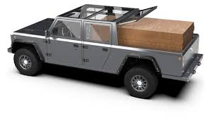 Bollinger Motors Shows Off Pickup Version Of Its Electric SUV - Roadshow Wkhorse Introduces An Electrick Pickup Truck To Rival Tesla Wired Bill Ford Hints At Future Pure Electric F150 California Air Rources Board Approves Hybdelectric Fleet Trucks Where Can Be Used If Produced Today Torque News Elon Musk Tweets About Forthcoming Group Gets Letter Of Ient For Another 500 W15 General Motors Says No To Take A Good Look At The The Drive This Concept Looks Ridiculous Electrek Introduced Hydrogen Fuel Cellpowered Pickup Truck Fullyautonomous On Way Probably Not