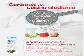concours de cuisine de cuisine inspirational concours de cuisine atudiante crous
