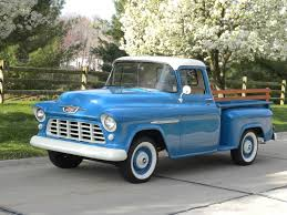 Pictures Of Old Chevy Trucks | Com Classic Trucks For Sale 1955 ...