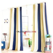 Gold And White Curtains by Curtain Blue Pattern Curtains Throughout Navy And Cream Navy Blue