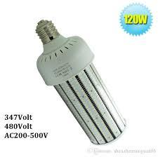 400watt metal halide car park light retrofit 120w led corn bulb