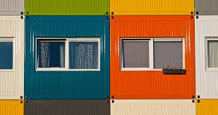 100 Shipping Containers For Sale Atlanta Rise Of Tiny Houses Would You Turn A Container Into A Home