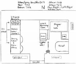 Master Bathroom Floor Plans With Closets On 8x7