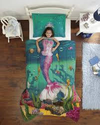 Little Mermaid Crib Bedding by Bedding Set Superior Blue And Green Twin Comforter Sets