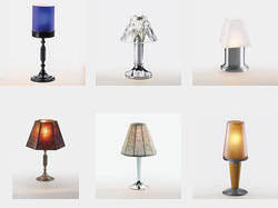 Mini Table Lamps For Restaurants
