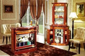 chine meubles de maison en verre coin vitrine cabinet pour salle à