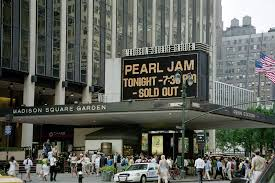 It started with Pearl Jam It ended with disappointment – The