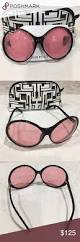 hp new pucci sunglasses with soft case bag nwt oversized