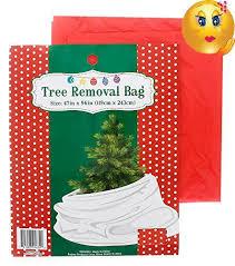 Limited Holiday Christmas Tree Removal Bag