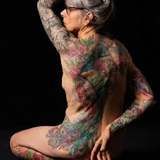 Old People With Tattoos 4