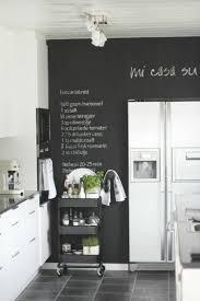 idee mur cuisine decoration murale cuisine