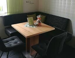 esszimmer essplatz küche eckbank braun tisch 1 stuhl gruppe set