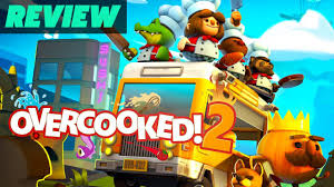 Overcooked! 2 Review - Not Only Videogames