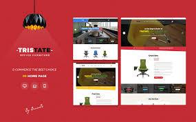 Tristate fice Furniture Responsive Magento 2 Theme Magento