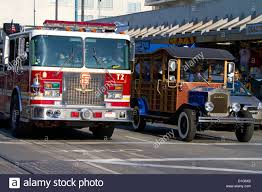 San Francisco Fire Department Ladder Truck And A Vintage Packard ... Usa San Francisco Fire Engine At Golden Gate Stock Photo Royalty Color Challenge Fire Engine Red Steemkr Dept Mcu 1 Mci On 7182009 Train Vs Flickr Twitter Thanks Ferra Truck Sffd Youtube 2 Assistant Chiefs Suspended In Case Of Department 50659357 Fileusasan Franciscofire Engine1jpg Wikimedia Commons Firetruck Citizen Photos American Lafrance Eagle Pumper City Tours Bay Guide Visitors 2018 Calendars Available Now Apparatus