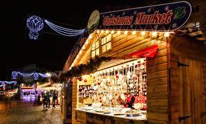sheffield christmas markets