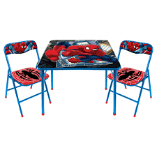 3 Piece Spider-Man Table And Chair Set - Nickelodeon, | Products ... Chairs Plastic Smyths Home Bargains Wooden Kids Gumtree Childrens Children Card Table And Chairs Card Table And Chair Sets Fniture Bungee At Target For Inspiring Unique Design Child Chair Tables Child Enchanting Small Round Ding Argos Charming Podge Cosco 6 Foot Centerfold Folding Black Uberraschend White Counter High Garden A 57 Toddler Teak Camping Rent Depot Tips Perfect Any Space Within The House Excellent Childs Activity Play Kid Little