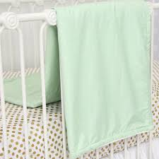 Mint Green Crib Bedding by Woodlands Deer Baby Bedding Mint Crib Set Caden Lane