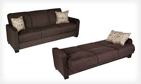 handy living sleeper sofas groupon goods