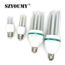 aliexpress buy szyoumy led corn bulbs u shaped home lighting